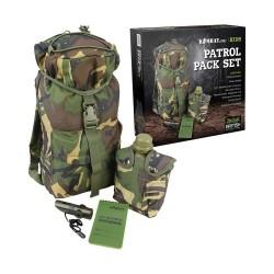 Kombat laste Patrol pack komplekt, DPM camo