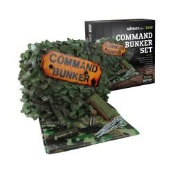 Kombat laste Command Bunker komplekt, DPM camo