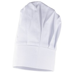 Briti koka müts, valge