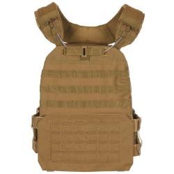 "Taktikaline vest ""Laser Molle"", coyote tan"
