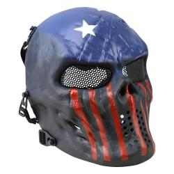 Kombat Skull Mesh Mask, USA