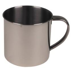 Чашка, 250мл, нержавеющая сталь
