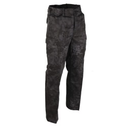 US BDU style field pants, mandra night