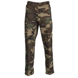 US BDU style field pants, woodland