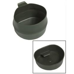 "Wildo volditav tops ""Fold-a-cup"" 200ml, oliivroheline"