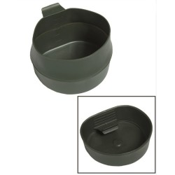 "Wildo volditav tops ""Fold-a-cup"" 600ml, oliivroheline"