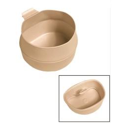 "Wildo foldable cup 200ml ""Fold-a-cup"", khaki"