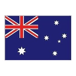 Lipp Austraalia, 90x150cm