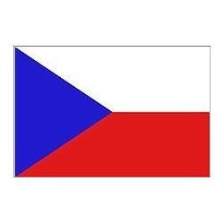 Flag Czech Republic, 90x150cm