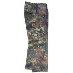 Камуфляжные брюки немецкой армии Flecktarn, оригинал