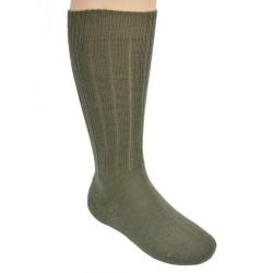 Немецкие носки Long Boot 3 пары, оригинальные, olive drab