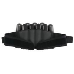 Dye Jet Pack 4+5 harness, черный / серый