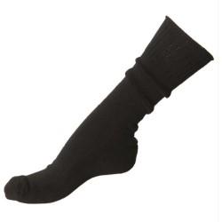 США носки с мягкой подошвой, черный
