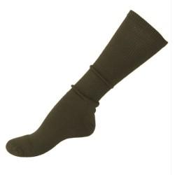 США носки с мягкой подошвой, оливково-зеленый