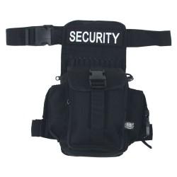 Hip Bag, Security, black