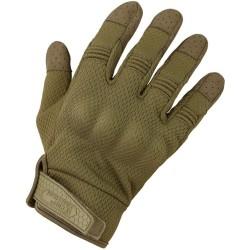 Kombat Recon Тактические перчатки - Coyote tan