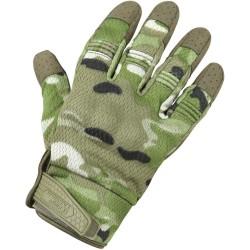 Kombat Recon Tactical Gloves - BTP camo