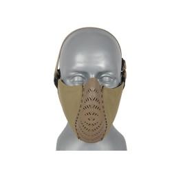 FMA Защитная полумаска для лица, dark earth