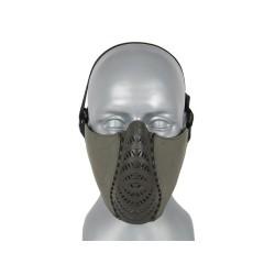 FMA Protective half face mask, olive green